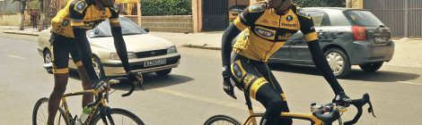 Eritrea Becoming Cycling Power