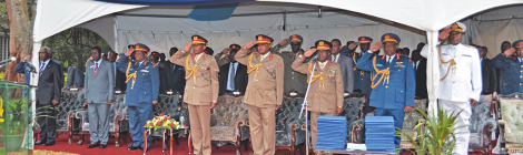 Staff Colleges Professionalize Africa's Militaries