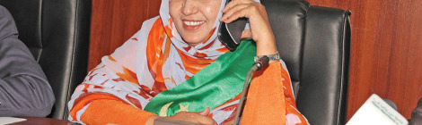 Mauritanian Capital Chooses First Female Mayor