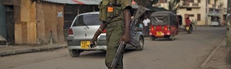 Kenyan Police Foil Bomb Plot