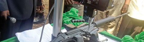 West African Nations Track Small Arms