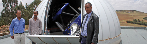 Ethiopia Shoots for Stars; Aims to Be Space Science Hub