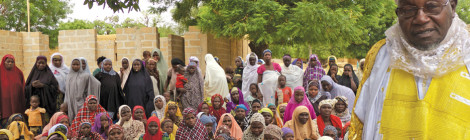 Niger's Traditional Leaders Promote Maternal Health