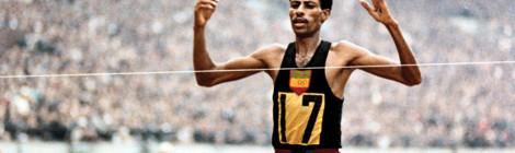 Abebe Bikila, Marathon Runner