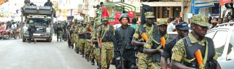 Ugandan Forces Thwart al-Shabaab Attack
