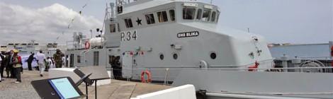 Ghana Navy Frees Hijacked Oil Tanker