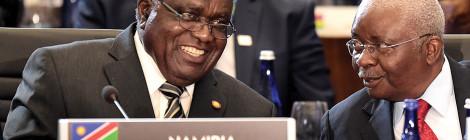 Namibia's Pohamba Wins Mo Ibrahim Prize