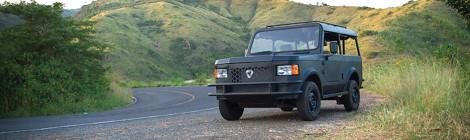 Kenya Building No-Frills Vehicle