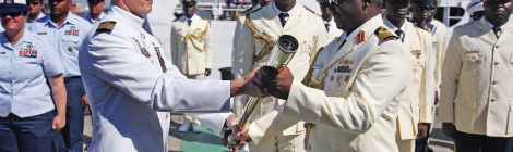 Nigerian Navy Adds Four Ships