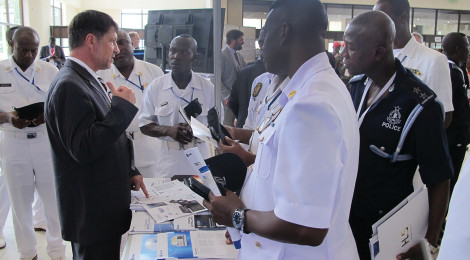 Collaboration is Essential in the Gulf of Guinea