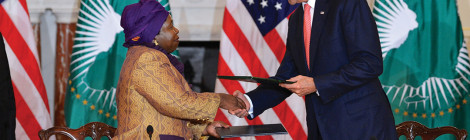 U.S./AU Join to Create Disease Prevention Center