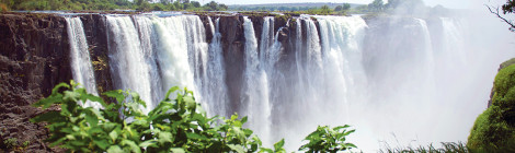 'African Village' Tourist Center Planned for Victoria Falls