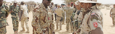 An Interview with Brig. Gen. Zakaria Ngobongue