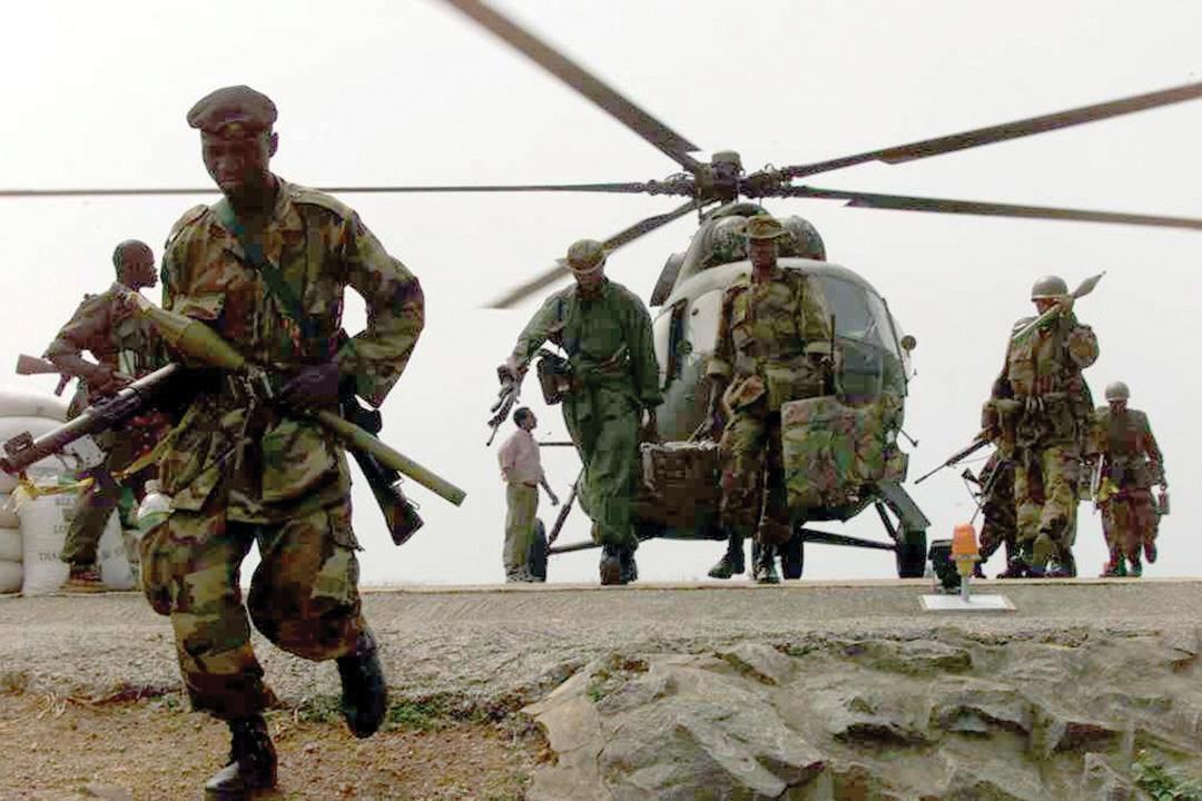 Professionalism in Peacekeeping - Africa Defense Forum
