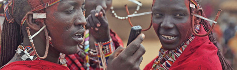 Internet Phones Changing Africa
