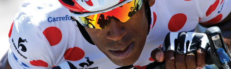 Eritrean Rider is 'King of the Mountains'