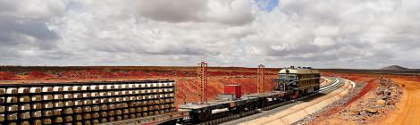 Workers Complete Djibouti-Ethiopia Rail Line