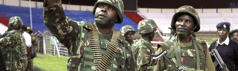كينيا تتخذ موقفاً ضد التطرف العنيف