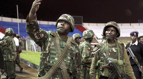Kenya Takes Stand Against Violent Extremism