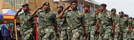 South Africa to Train DRC Soldiers