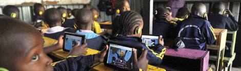 In Kenya, a Digital Classroom in a Box