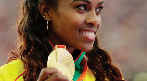 Ethiopian is Female Athlete of the Year