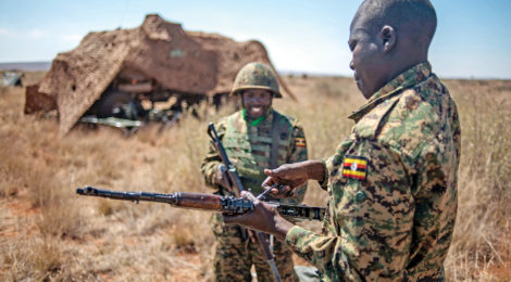 Amani Africa II Prepares Standby Force to Meet Challenges