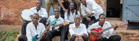 Malawian Prisoners Put Pain to Melody