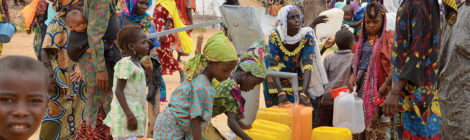 Refugees of Boko Haram Attacks Return to Nigeria