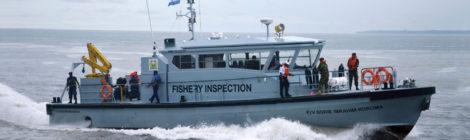 Sierra Leone Adds Boat to Halt Illegal Fishing