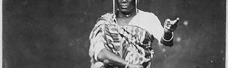 الملك جاجا من ابوبو