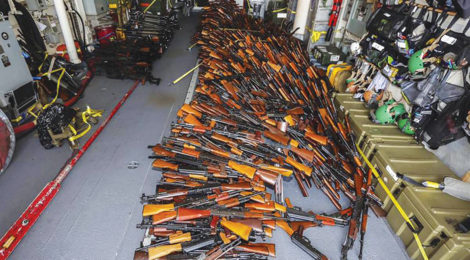 Australian Navy Intercepts Weapons Headed for Somalia