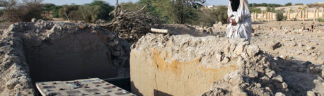 Ancient Mausoleums Reconsecrated in Timbuktu