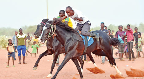 Niger Keeps Horse Racing Legacy Alive
