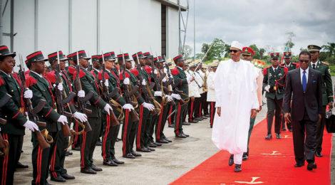 Nigeria, Equatorial Guinea Combine Forces in the Gulf