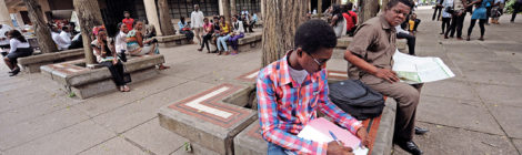 Africa's University Enrollment is Rising