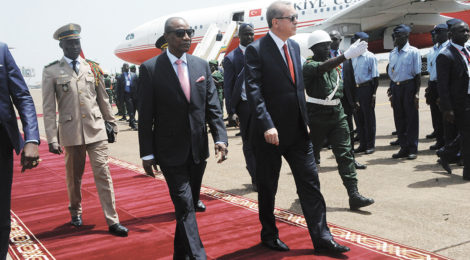 Guinea, Turkey Strengthen Partnership With Agreements