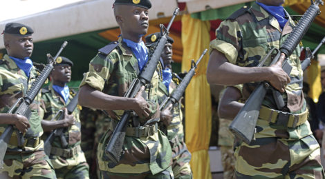 Senegal, U.S. Sign Defense Cooperation Agreement