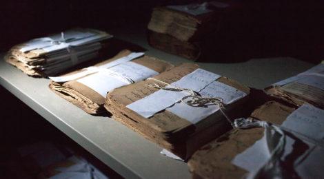 Librarian Saves Ancient Manuscripts