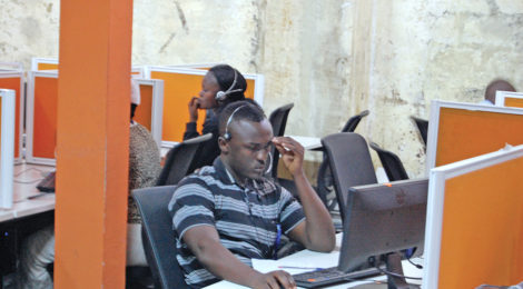 Call Center Dials Up Hope for the DRC