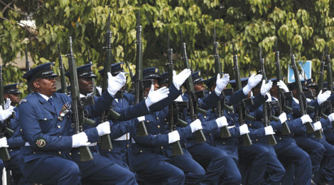 Kenya Pledges New Unit Will Leave No Soldier Behind