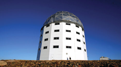 South African Telescope Helps Detect Pulsar