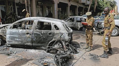 Fighting Terrorism in Burkina Faso