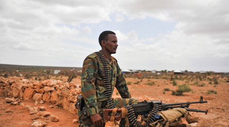 AMISOM Pulls Somalia Toward Security
