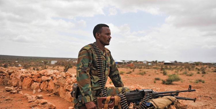 L'AMISOM ENTRAÎNE LA SOMALIE VERS LA SÉCURITÉ