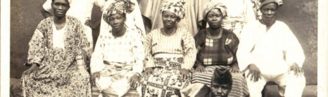 Family Finds Photographer's Chronicle of Benin's History