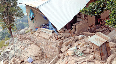 Tanzanian Military Helps Rebuild After Earthquake