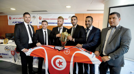 Tunisia's Hockey Team Takes African Cup