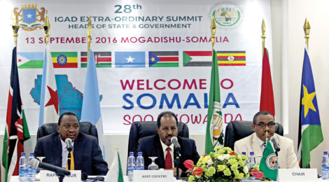 Somalia Writes New Chapter in Its History