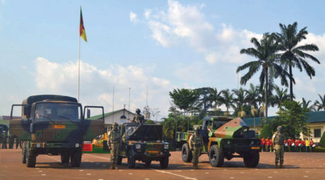 France Donates Vehicles to Cameroon for Boko Haram Fight